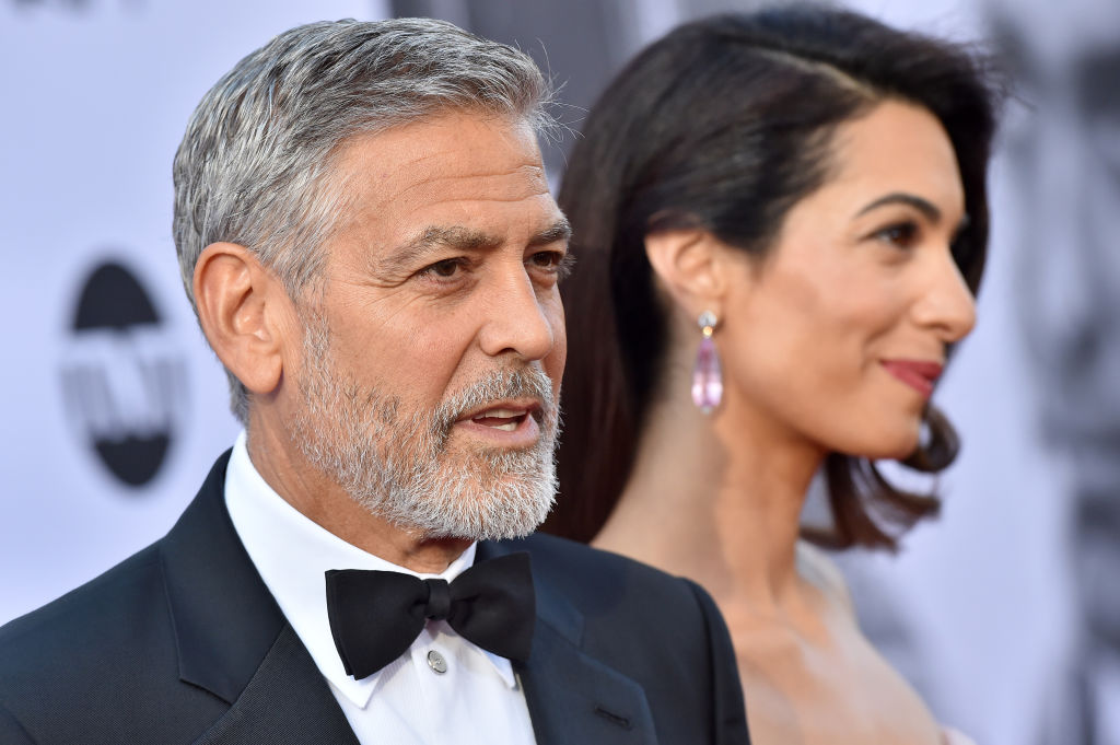 George Clooney age, net worth, films, Casamigos tequila and Lake Como home as he's named richest man in Hollywood