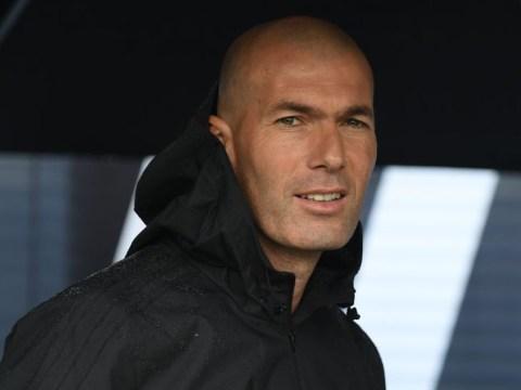 Zinedine Zidane tells friends he wants to replace Jose Mourinho at Manchester United