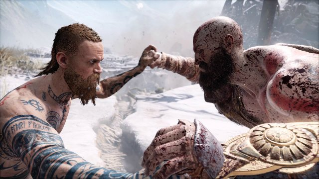 What gets you as angry as Kratos (or The Stranger)?