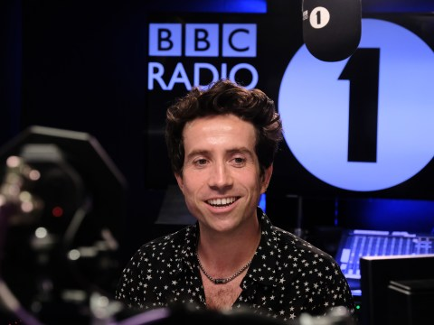 'I've had the time of my life': Nick Grimshaw marks his final Radio 1 Breakfast Show by 'deleting his alarm'