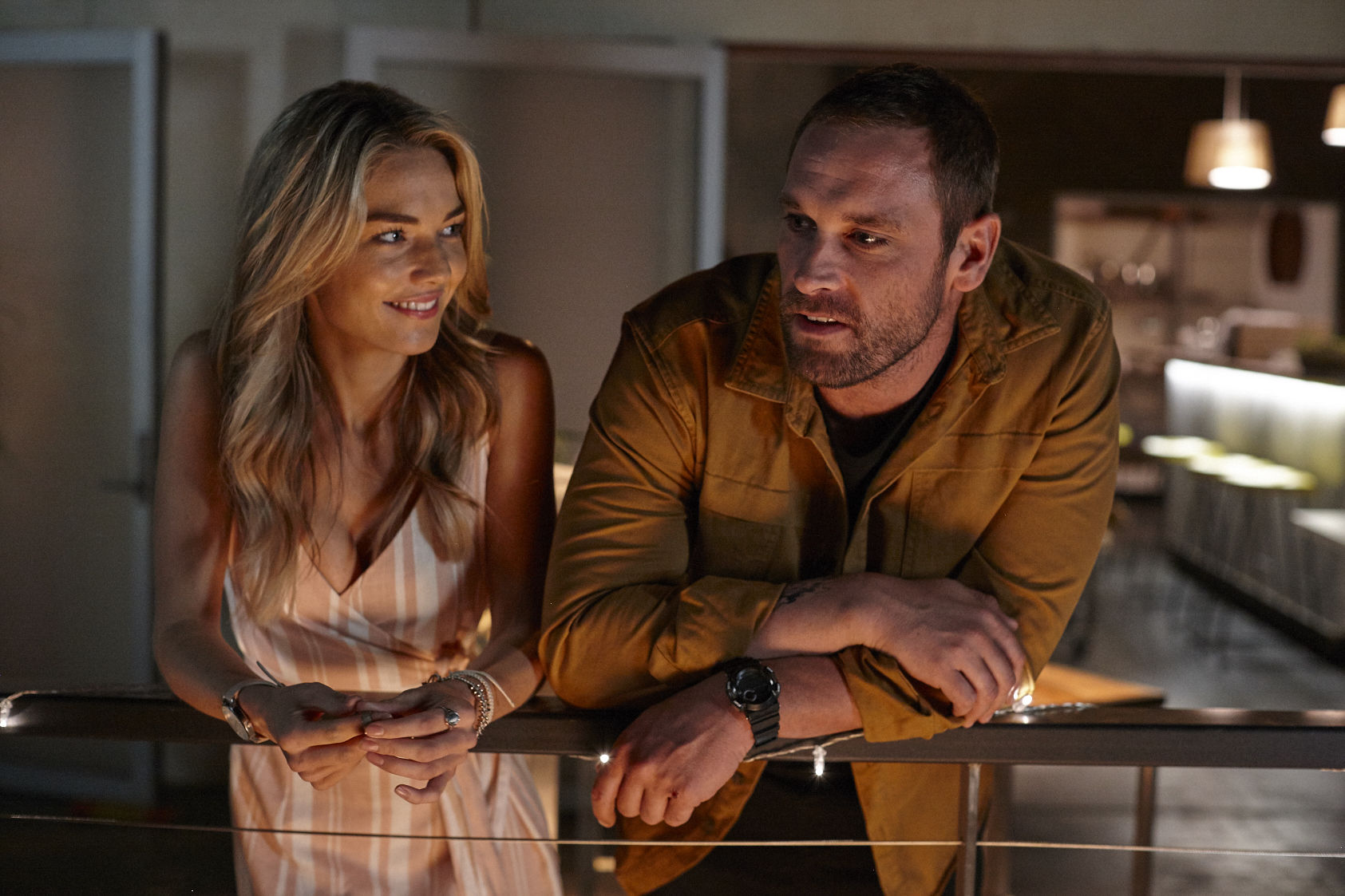 Home and Away spoilers: Robbo tells Jasmine he wants to be with her