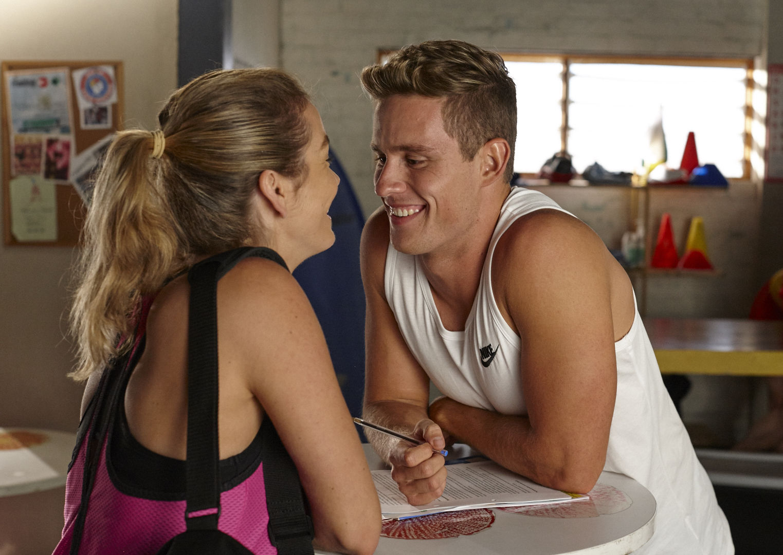 Home and Away spoilers: Hunter and Christina begin a steamy new romance