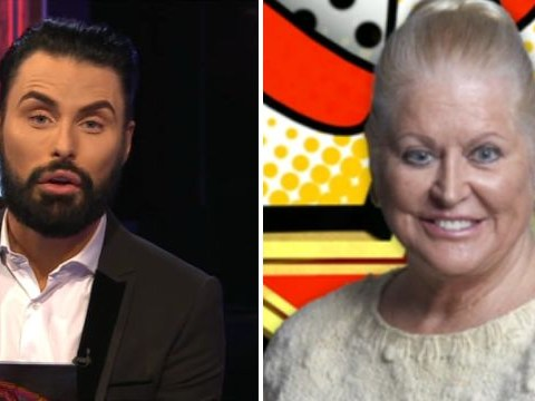 Kim Woodburn thanks fans for support in message sent to Celebrity Big Brother BOTS