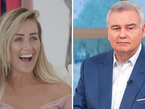 Love Island's Laura Anderson reveals celebrity crush Eamonn Holmes slid into her DMs