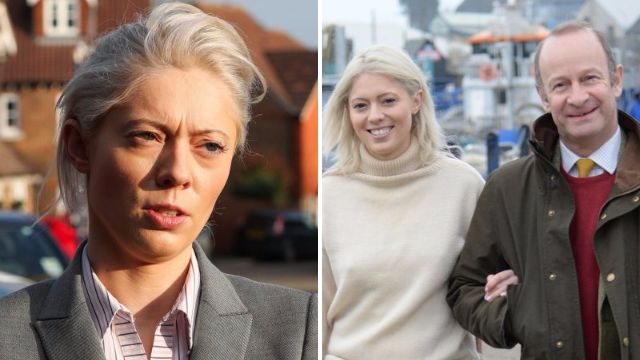 Jo Marney wishes ex UKIP leader Henry Bolton gave her a ring instead of necklace
