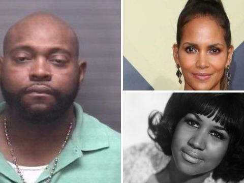 Man 'shot pal after row over whether Halle Berry should play Aretha Franklin'