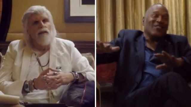 Sacha Baron Cohen tries to get OJ Simpson to confess to murder in final Who Is America? episode