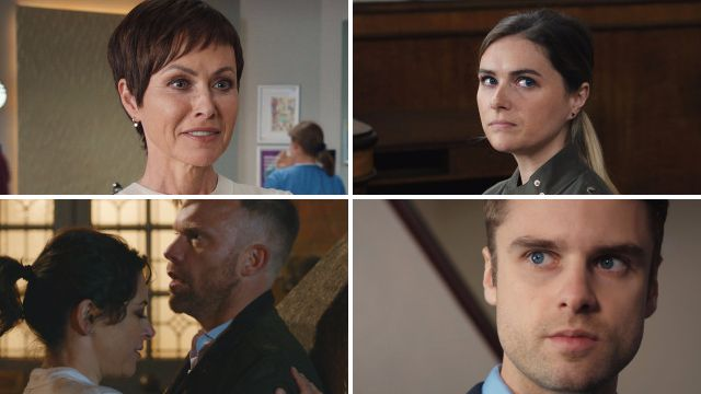 10 Casualty spoilers: Alicia returns to work, crash horror and Dylan's agony