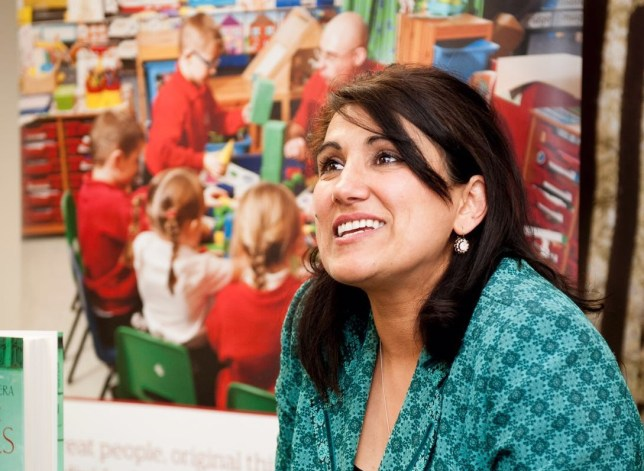 Jasvinder is an expert advisor to the courts in matters of child, civil and criminal proceedings (Picture: Jasvinder Sanghera)