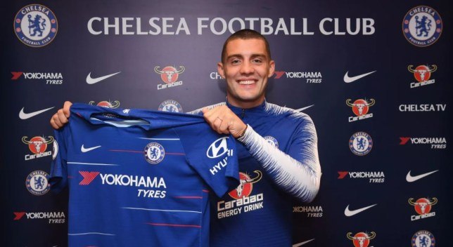 best service a4230 abdd8 Chelsea news: Mateo Kovacic speaks out after joining Blues ...