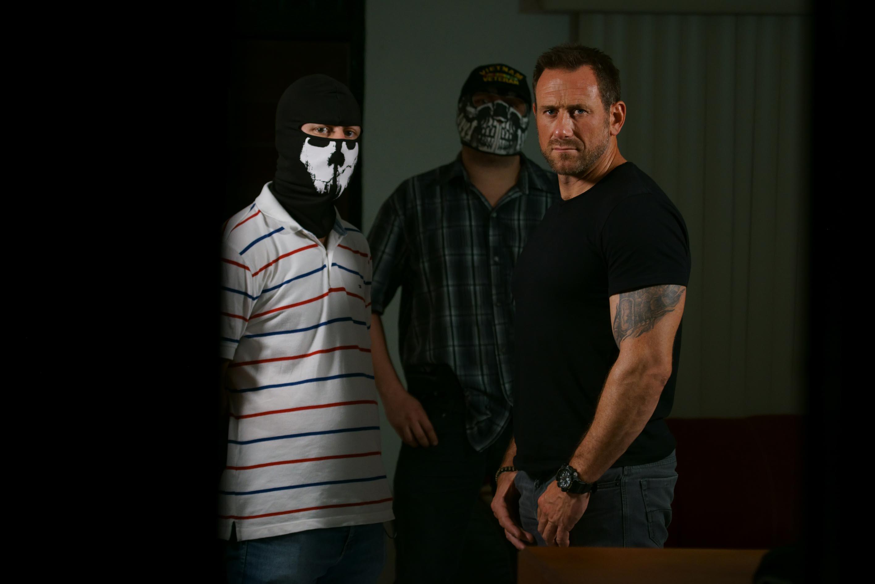 Jason Fox on Meet The Drug Lords