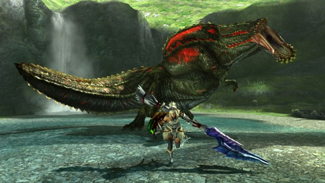 Monster Hunter Generations Ultimate (NS) - the best of the old world