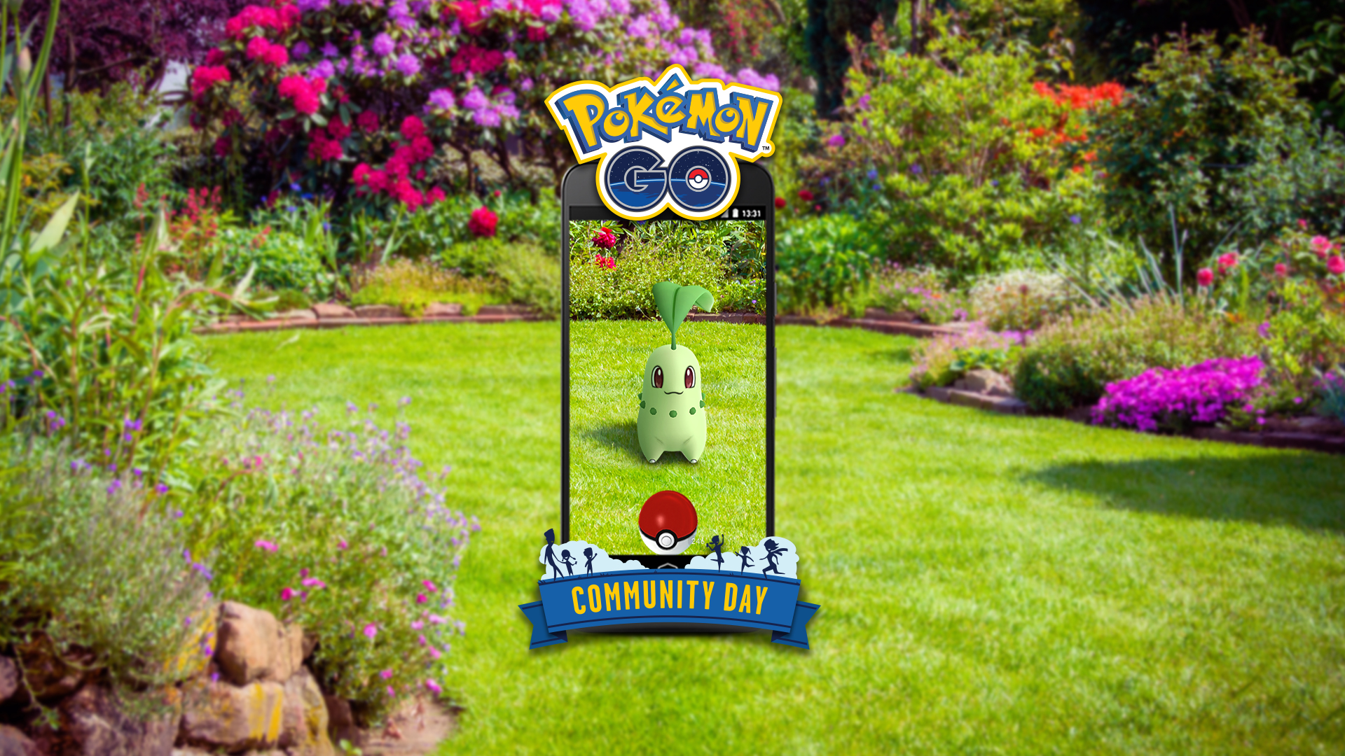 Pokémon Go's September Community Day date is announced and it will feature Chikorita