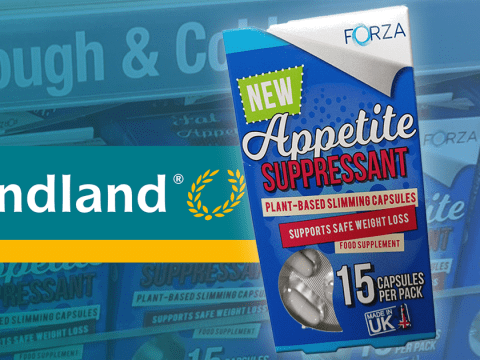 Poundland is selling appetite suppressants in the same section as cold remedies
