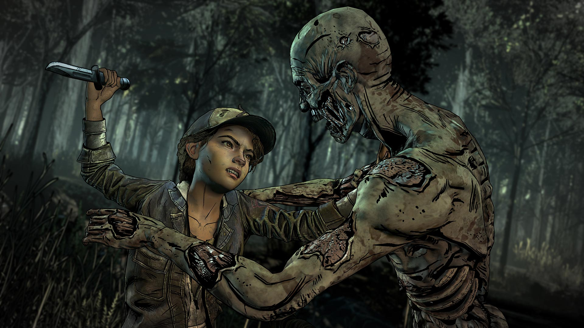 The Waking Dead: The Final Season (XO) - yes, we know they're called walkers not zombies