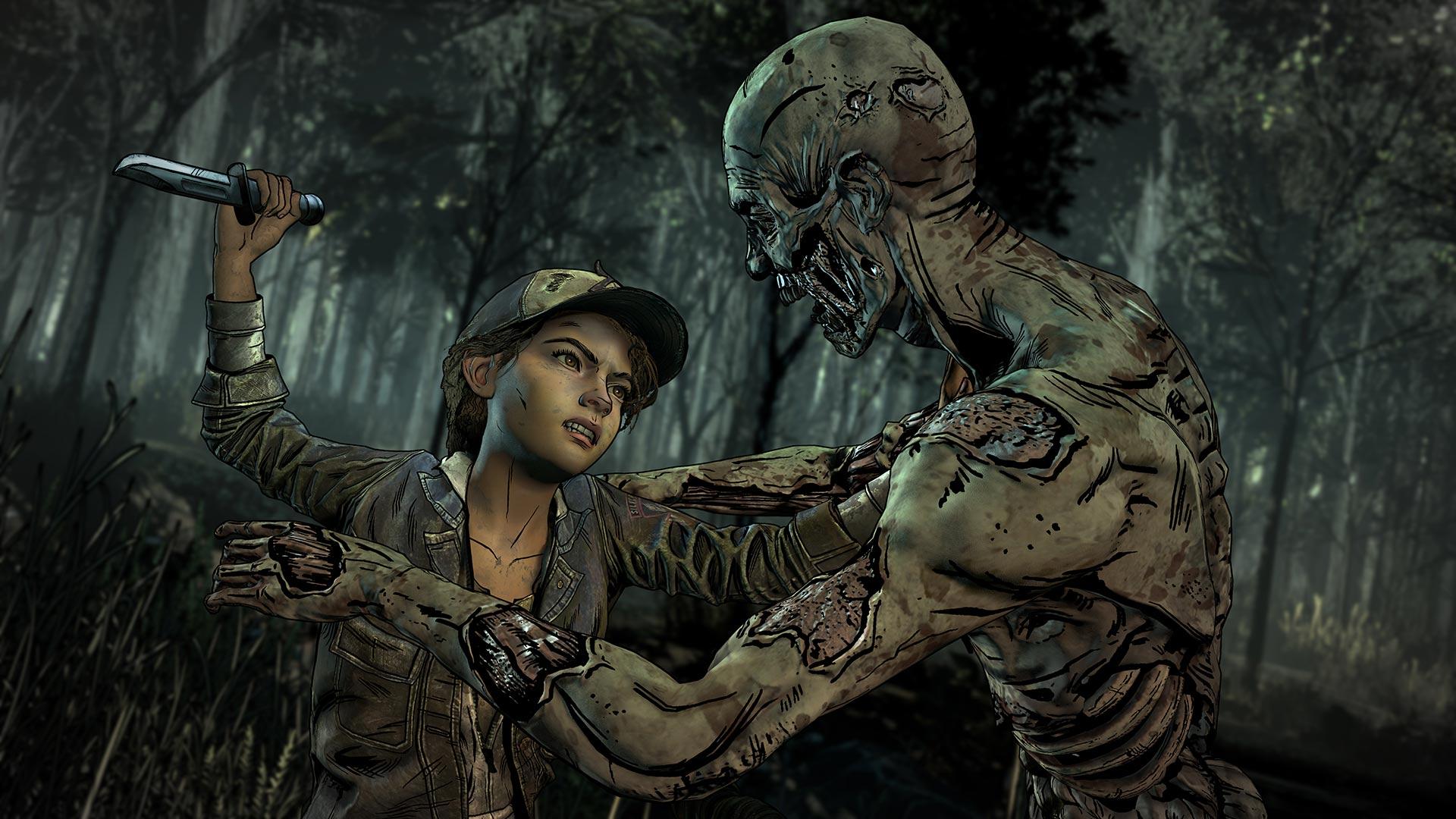 The Walking Dead: The Final Season - Clementine's last adventure