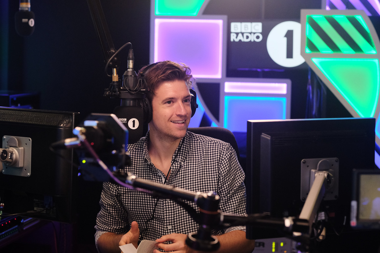 Greg James boosts BBC Radio 1's Breakfast Show ratings by just under a quarter of a million listeners
