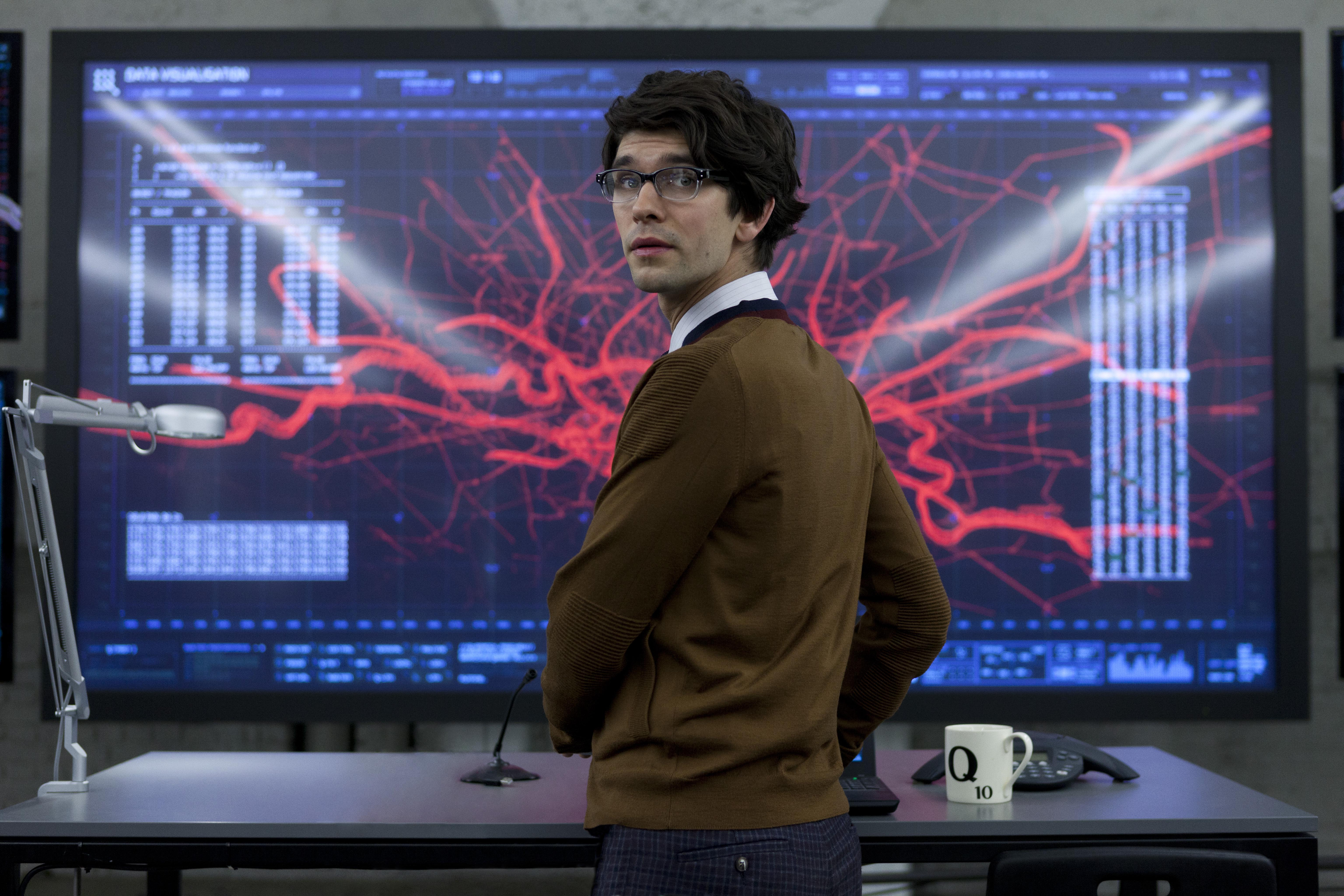 Ben Whishaw confirms he will be back in Bond 25 but his role is still shrouded in secrecy