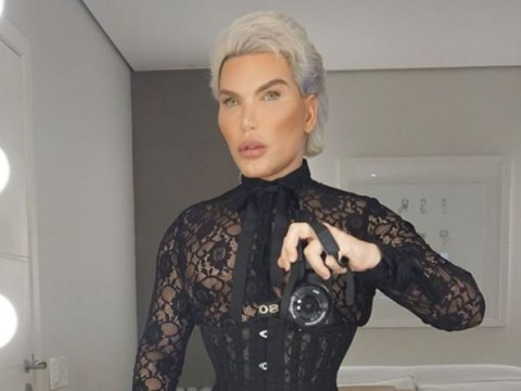 'Human Ken Doll' Rodrigo Alves plays it cool over Celebrity Big Brother rumours