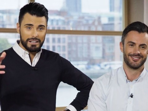 Rylan Clark-Neal's husband Dan Neal suffered from mystery illness causing Eurovision dash