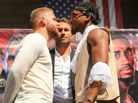 Billy Joe Saunders out to prove he is No.1 by beating Demetrius Andrade in Boston
