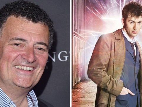 Steven Moffat's new sci-fi series is inspired by a classic Doctor Who episode