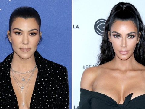 Seriously, what is going on between Kim and Kourtney Kardashian as the sisters' move feud online?