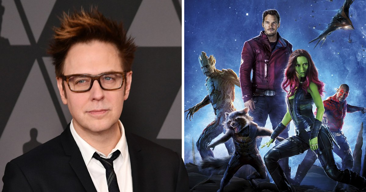 Guardians Of The Galaxy 3 'postponed indefinitely' after James Gunn sacking