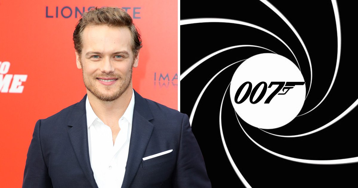 Could Sam Heughan be the new Bond?