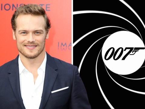 James Bond odds slashed on Outlander's Sam Heughan after he teases taking on 007