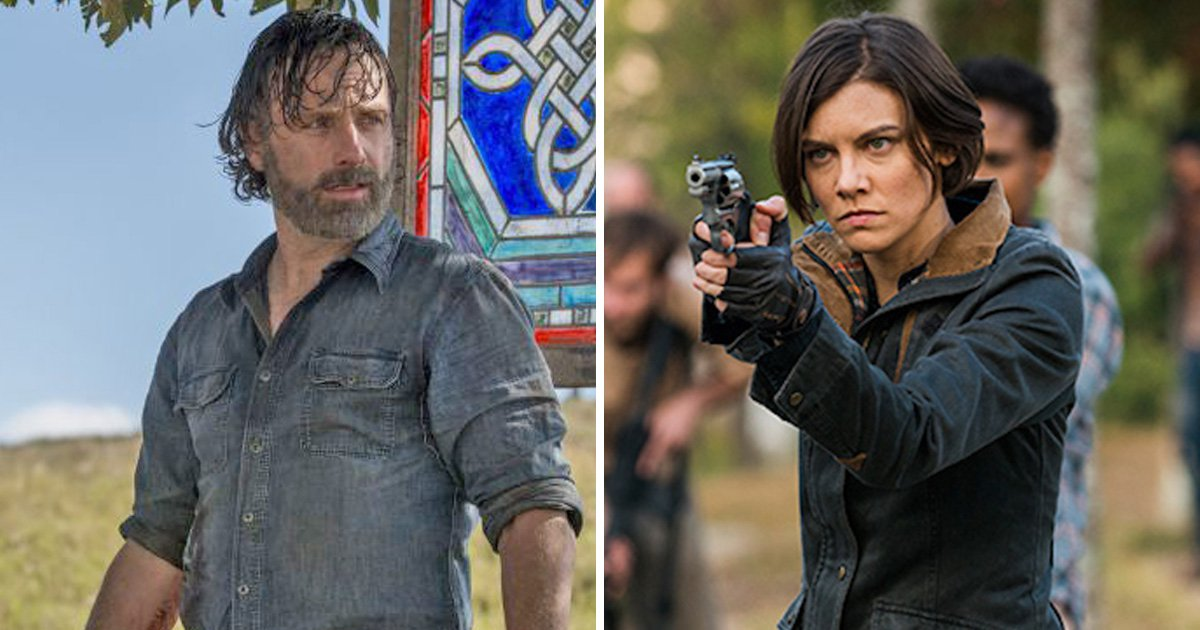 There's a Walking Dead fan theory which ties Rick and Maggie's exits together – and it sets up a great Daryl storyline