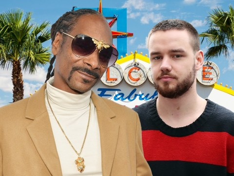 Snoop Dogg thinks Liam Payne will get over Cheryl in Las Vegas: 'It's about honeyz not hate'