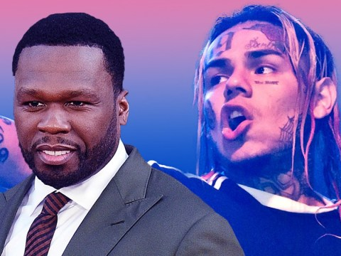 50 cent and Tekashi 6ix9ine's Get The Strap collaboration to appear on Power