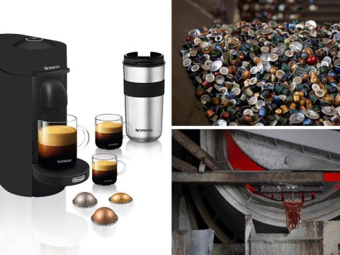 What happens to your coffee capsules after you're done with them?