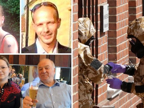 UK 'ready to ask Russia to extradite suspects in Novichok poisoning'