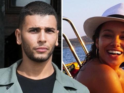 Jordan Ozuna denies romance with Younes Bendjima as Kardashian sisters throw shade