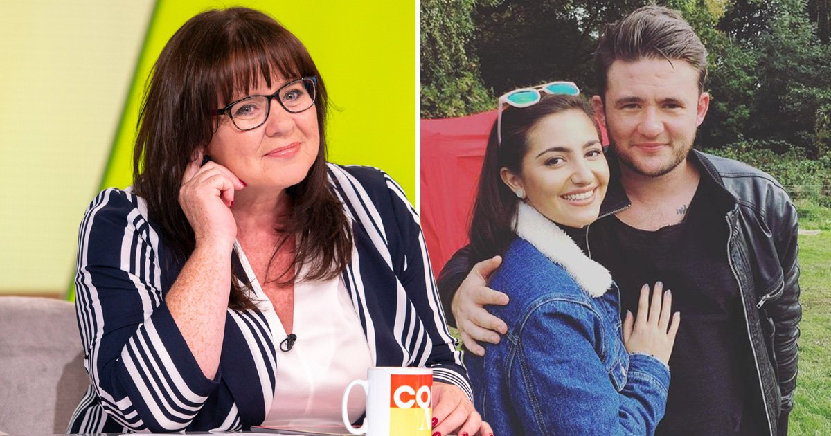 Coleen Nolan speaks out after son Shane Jr slams her 'creepy' behaviour towards his girlfriends