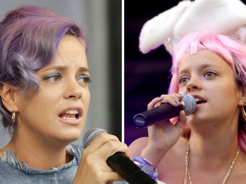Lily Allen regrets bleaching her hair so much and wishes she didn't spend so much money on clothes she can't fit into