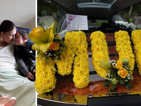 Mum died of 'hidden tumour' just months after visiting GP with stomach pain
