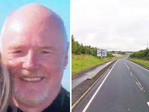 Motorcyclist, 59, dies after crashing with tractor on road in Scotland