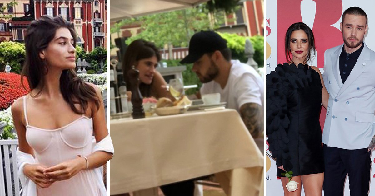 Liam Payne pictured on cosy lunch date with model Cairo Dwek days after dating Istagram star Maya Henry