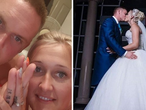 Man accidentally gets the wrong wedding date tattooed on his finger