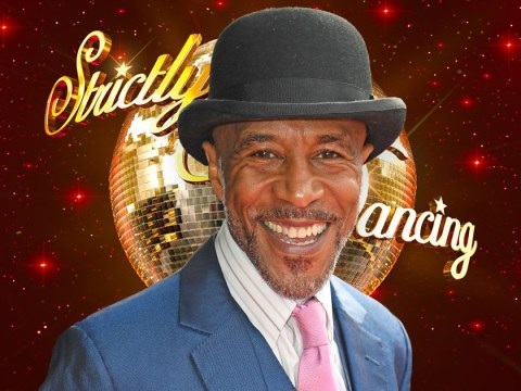 Danny John-Jules insists he was 'professional' on Strictly Come Dancing after bullying accusations