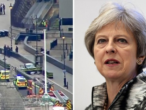 Theresa May to chair Cobra as she leads reaction to Westminster terror attack