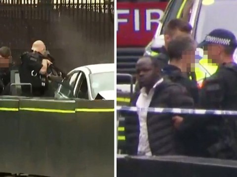Who is the man arrested over Westminster terror attack?