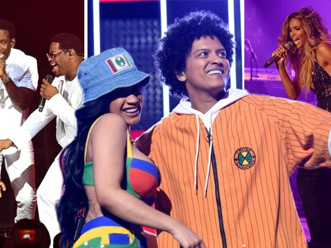 Bruno Mars unveils Ciara and Boyz II Men among new artists to perform after Cardi B pulled out of tour