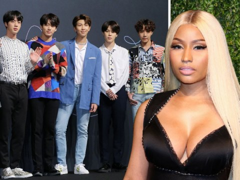 BTS's ARMY and Nicki Minaj's Barbz join forces for global streaming party and it's too pure