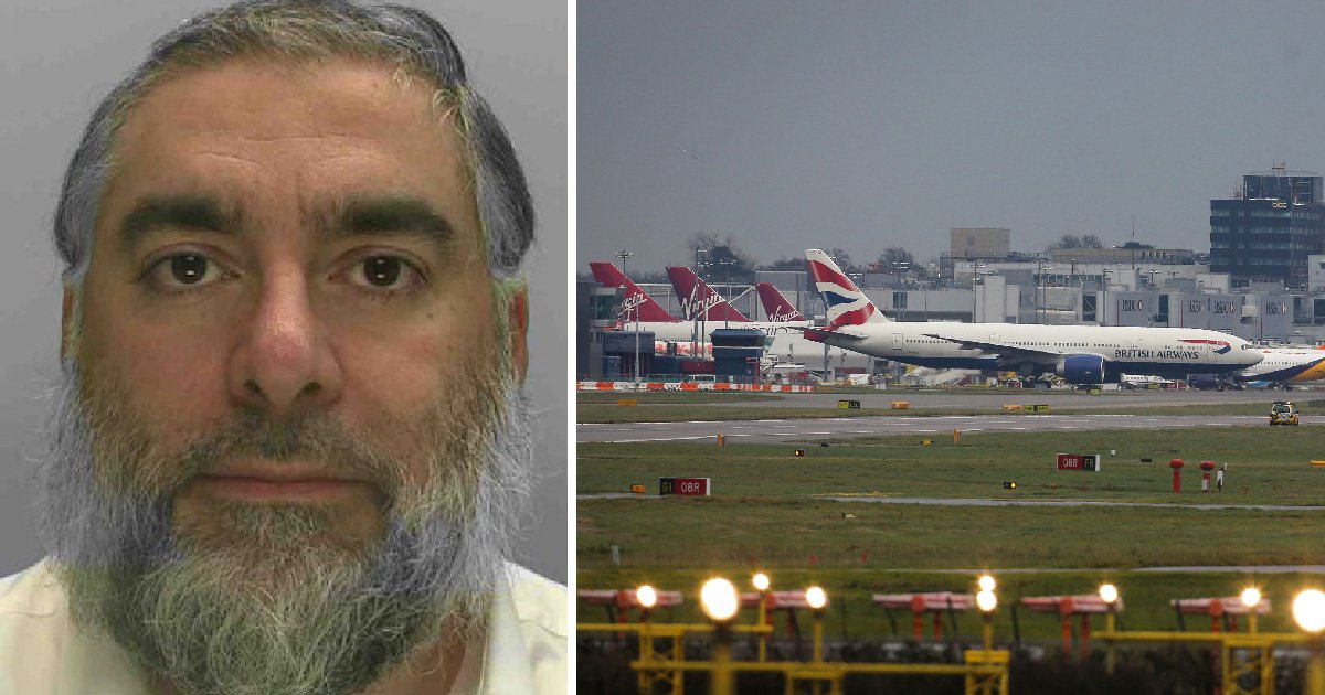 Man faked bomb threat because he was late and wanted to delay his flight