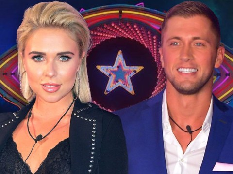 Celebrity Big Brother's Gabby Allen hits back as she's asked if she 'f***ed' Dan Osborne