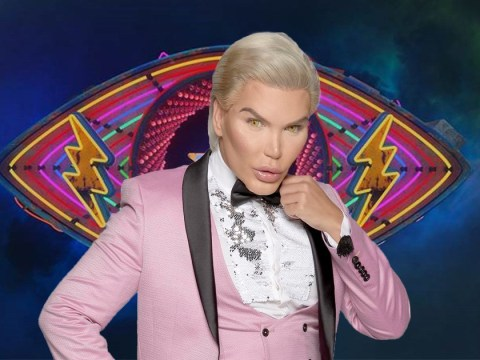 Why did Rodrigo Alves leave Celebrity Big Brother?